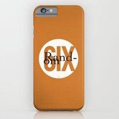 Rand-om Slim Case iPhone 6s