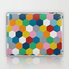 Honeycomb 2 Laptop & iPad Skin
