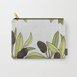 Olive Comfort Carry-All Pouch