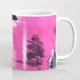Pink Flower | fleur rose Coffee Mug