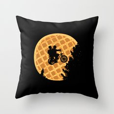 S.T. Throw Pillow