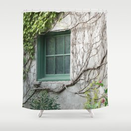 Botanical Embrace Shower Curtain