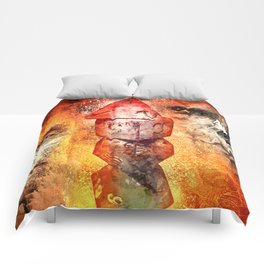 Roll For Initiative Comforters
