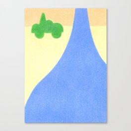 The Raindrop Canvas Print
