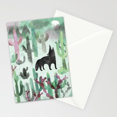 The Desert Stationery Cards