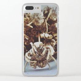 Keep on seeding Clear iPhone Case