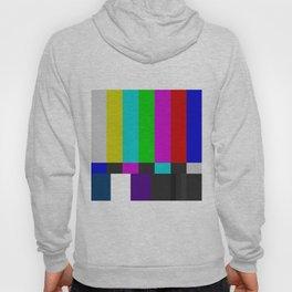 NTSC Color Bars Hoody