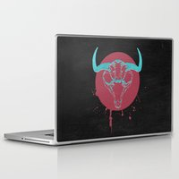 beast Laptop & iPad Skins featuring Beast by Last Call