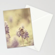 busy buzzy bumble bee ... Stationery Cards