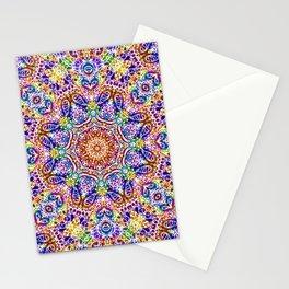 Mehndi Ethnic Style G459 Stationery Cards