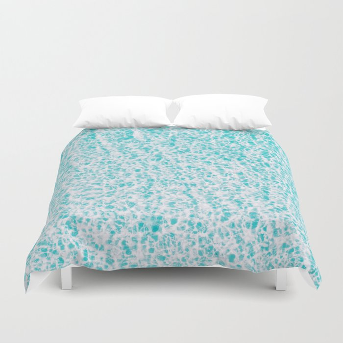 Summer Swim #society6 #decor #buyart Duvet Cover