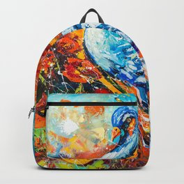 PEACOCK Backpack