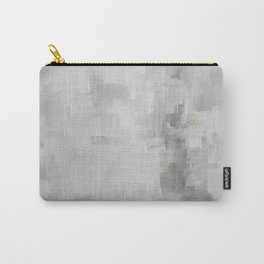 Reclaimed Abstract Expressions Carry-All Pouch