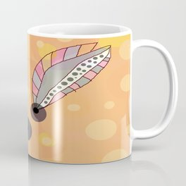FLOWERY THELMA / ORIGINAL DANISH DESIGN bykazandholly Coffee Mug