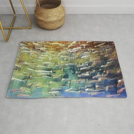 In the Fish Bowl Rug