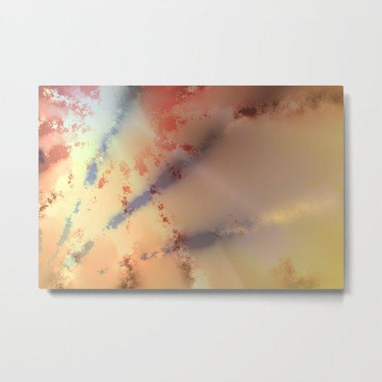 Sunburst II Metal Print