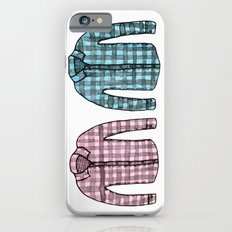 Flannel shirts Slim Case iPhone 6s