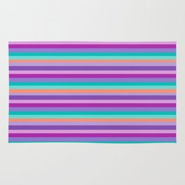 Stripes Colorul Mood Rug