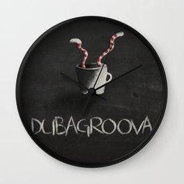 Dubagroova Wall Clock