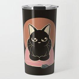Catloaf Travel Mug