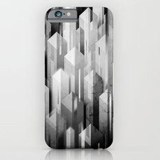 obelisk posture (monochrome series) Slim Case iPhone 6s