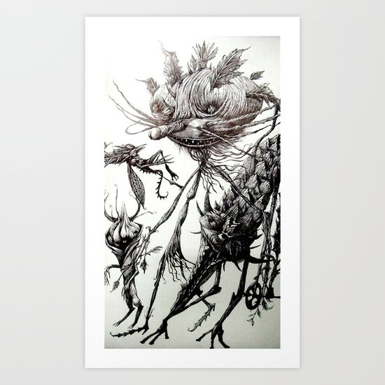belial Art Print