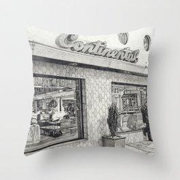 PHILADELPHIA CONTINENTAL Throw Pillow