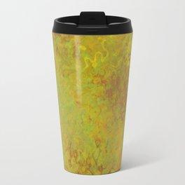 Liquid Hues Illustration Travel Mug