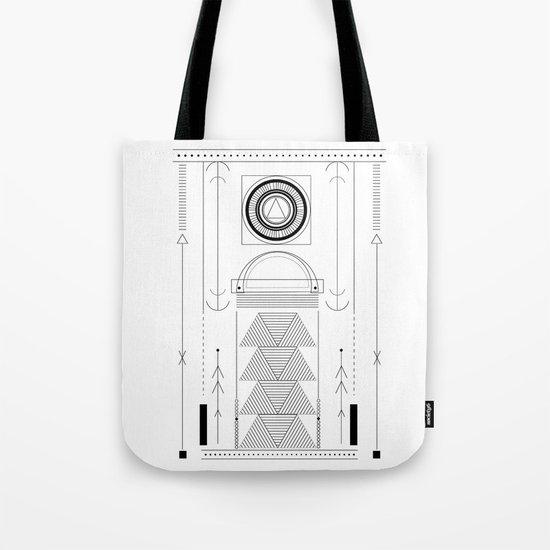 cirquit blank Tote Bag