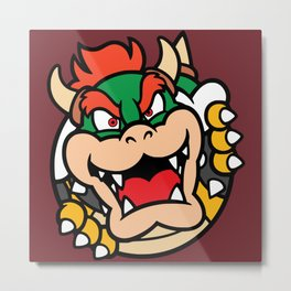 Great Demon Metal Print
