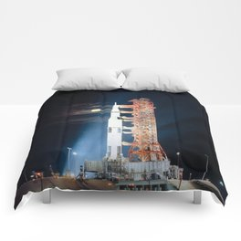 Apollo 17 - Moonlight Launchpad Comforters