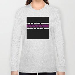 Team Colors..Purple Long Sleeve T-shirt
