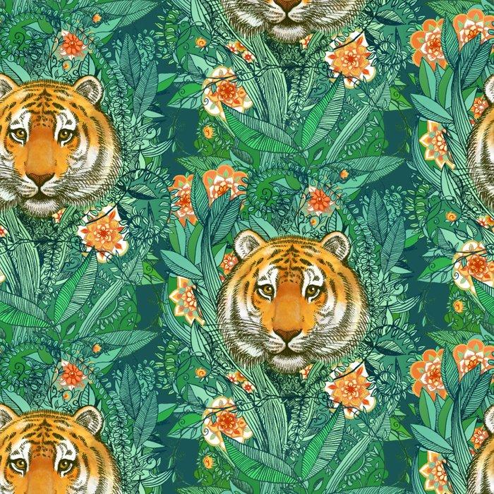 Tiger Tangle in Color Leggings