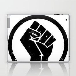 BLACK LIVES MATTER - FIST Laptop & iPad Skin