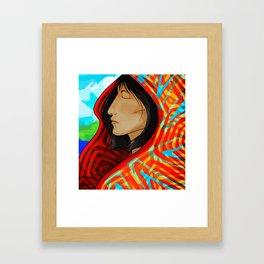 Kuna Brisa Framed Art Print