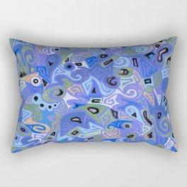 Sapphire Rectangular Pillow