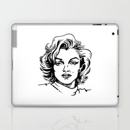 pretty Marilyn Laptop & iPad Skin