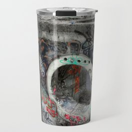 Graffiti - the Boiler Travel Mug
