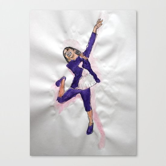 Joy Canvas Print