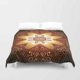 Elegant, decorative kaleidoskop Duvet Cover