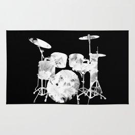 Invert drum Rug
