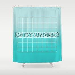 KYUNGSOO 2 Shower Curtain