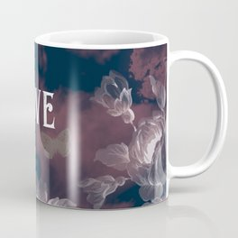 Flower Power Love Coffee Mug