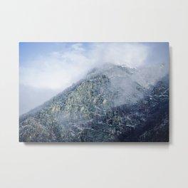 Carpathian mountains Romania Metal Print