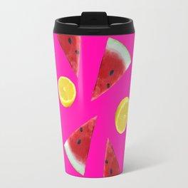 Summer Fruit Punch Travel Mug