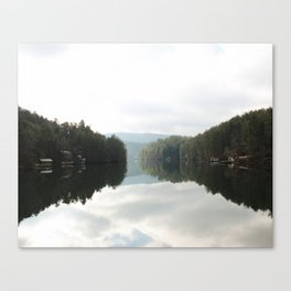 Seed Lake Canvas Print
