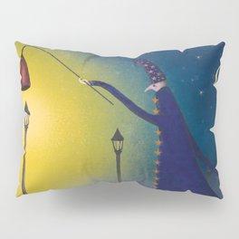 Night Wizard Pillow Sham