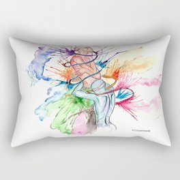 CONFESSION I @EdART Rectangular Pillow