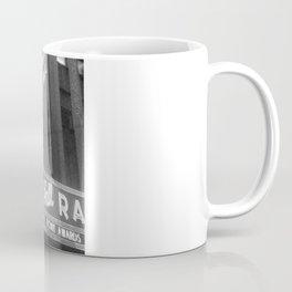 Up in Lights Coffee Mug