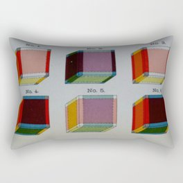 Vintage Dimensions Rectangular Pillow